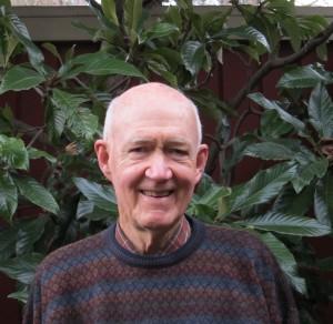 Environmental activist Walt Hays at his home in Palo Alto, Calif. (photo: Riva Gold/ Peninsula Press)