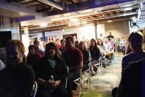 Nerd Nite Silicon Valley on June 2. (Julia Turan/Peninsula Press)